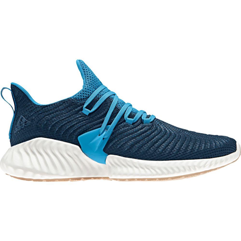 アディダス adidas メンズ ランニング・ウォーキング シューズ・靴【alphabounce Instinct Running Shoes】Navy/Blue