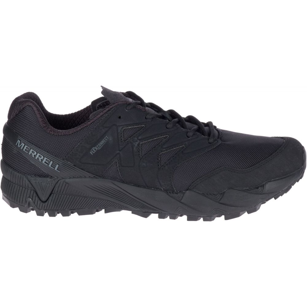 メレル Merrell メンズ シューズ・靴 【Agility Peak Tactical Shoes】Black