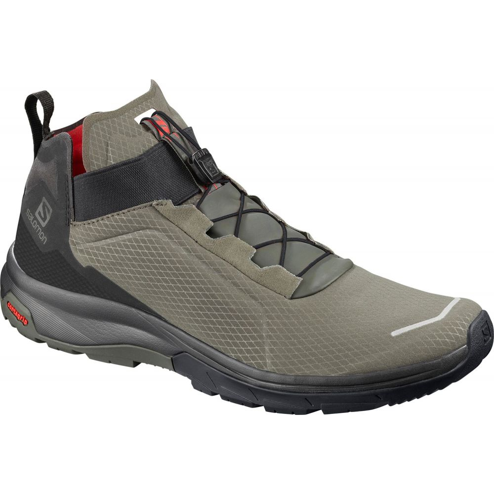 サロモン Salomon メンズ ハイキング・登山 ブーツ シューズ・靴【T-Muter WR Hiking Boots】Beluga