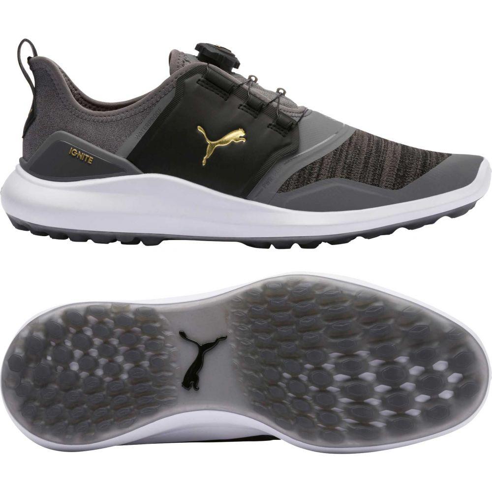 プーマ PUMA メンズ ゴルフ シューズ・靴【IGNITE NXT DISC Golf Shoes】Grey/White