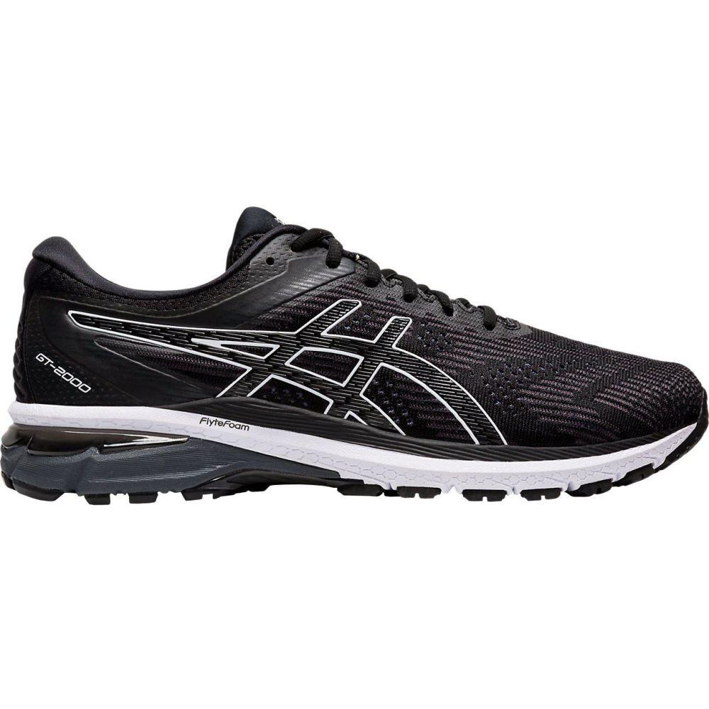 アシックス ASICS メンズ ランニング・ウォーキング シューズ・靴【GT-2000 8 Running Shoes】Black/White
