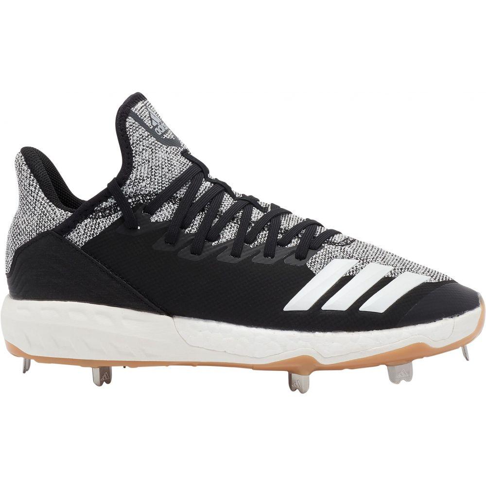アディダス adidas メンズ 野球 スパイク シューズ・靴【Icon 4 Metal Baseball Cleats】Black/Grey
