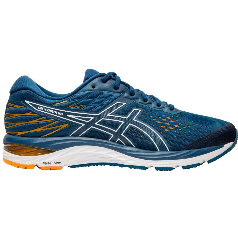 アシックス ASICS メンズ ランニング・ウォーキング シューズ・靴【GEL-Cumulus 21 Running Shoes】Blue/White