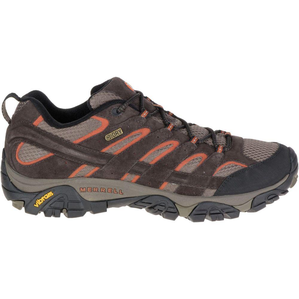 メレル Merrell メンズ ハイキング・登山 シューズ・靴【Moab 2 Waterproof Hiking Shoes】Espresso