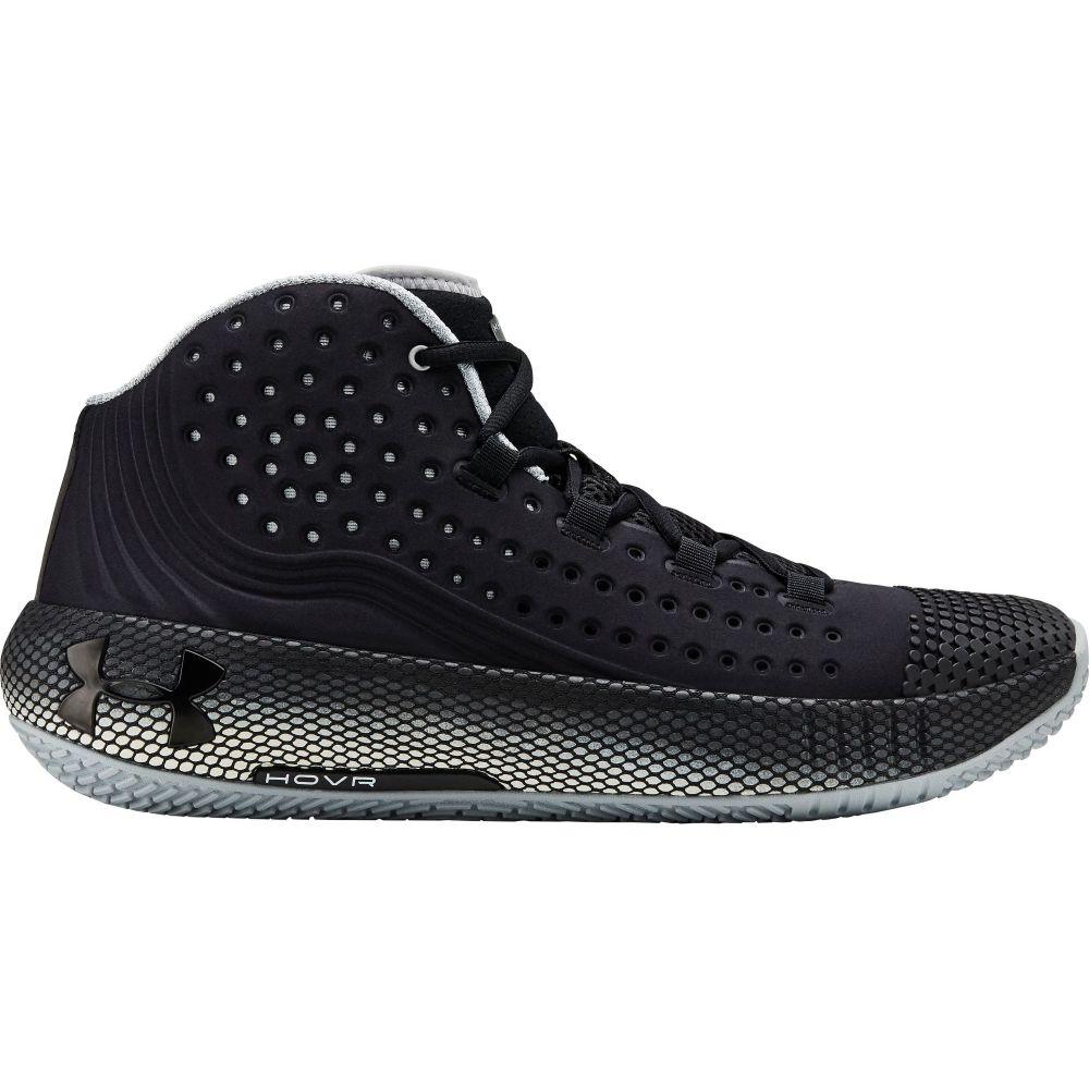 アンダーアーマー Under Armour メンズ バスケットボール シューズ・靴【HOVR Havoc 2 Basketball Shoes】Black/Grey