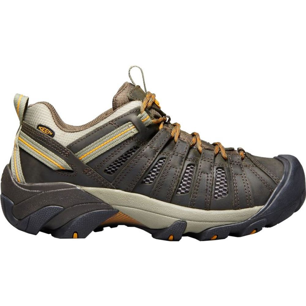 キーン Keen メンズ ハイキング・登山 シューズ・靴【KEEN Voyageur Hiking Shoes】Black Olive