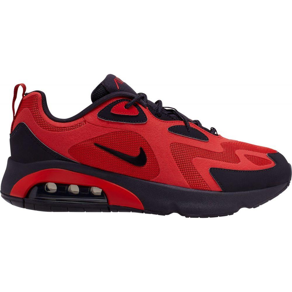 ナイキ Nike メンズ シューズ・靴 【Air Max 200 Shoes】Habanero Red/Oil Gry