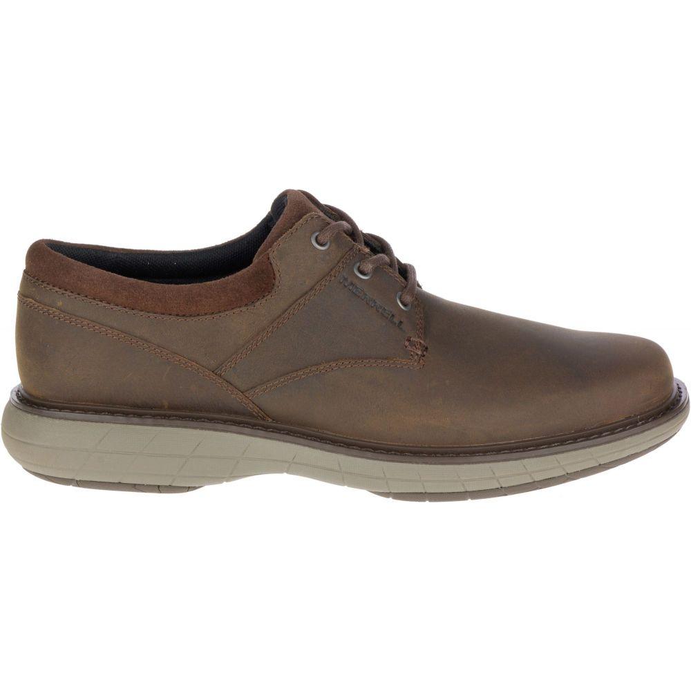 メレル Merrell メンズ シューズ・靴 【World Vue Lace Casual Shoes】Dark Earth