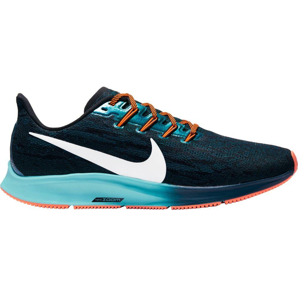 ナイキ Nike メンズ ランニング・ウォーキング エアズーム シューズ・靴【Air Zoom Pegasus 36 Hakone Running Shoes】Black/Turquoise