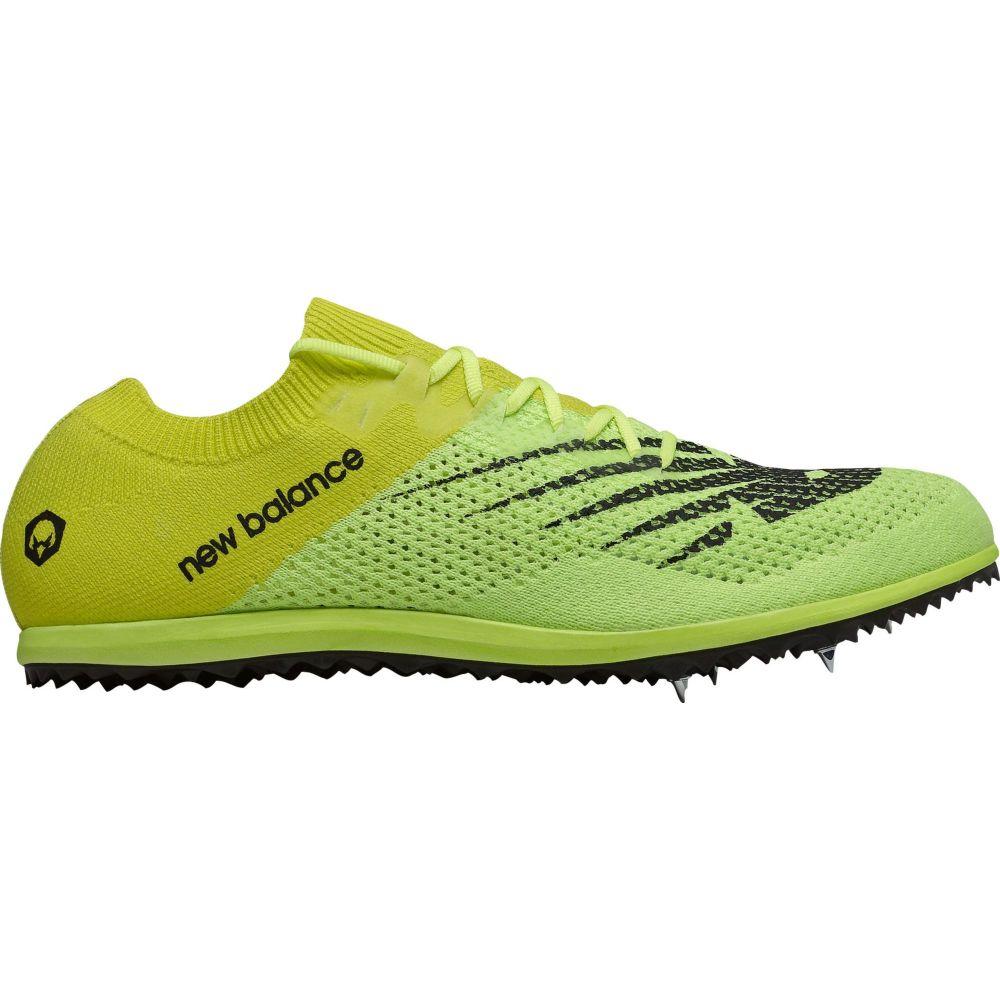 ニューバランス New Balance メンズ 陸上 シューズ・靴【LD5K V7 Track and Field Shoes】Yellow/Black