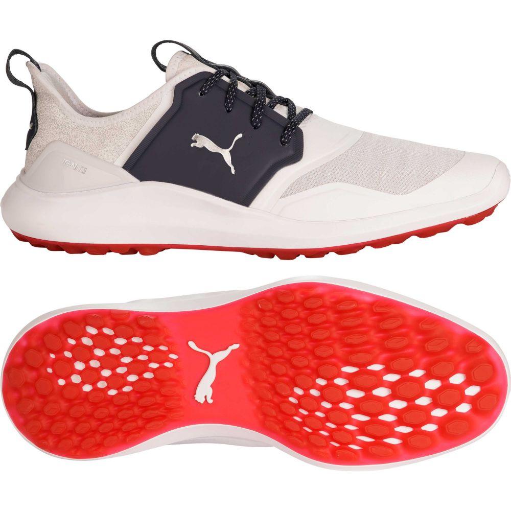 プーマ PUMA メンズ ゴルフ シューズ・靴【IGNITE NXT Golf Shoes】White/Peacoat