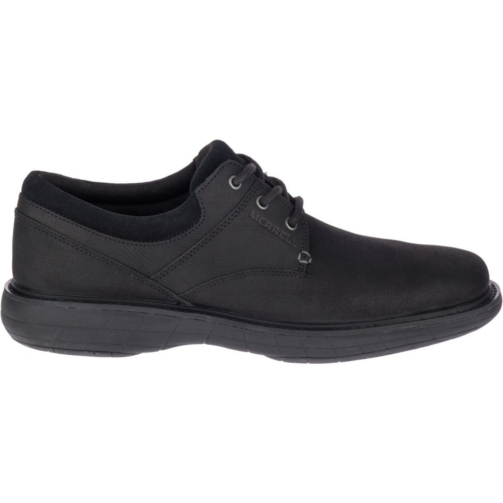 メレル Merrell メンズ シューズ・靴 【World Vue Lace Casual Shoes】Black