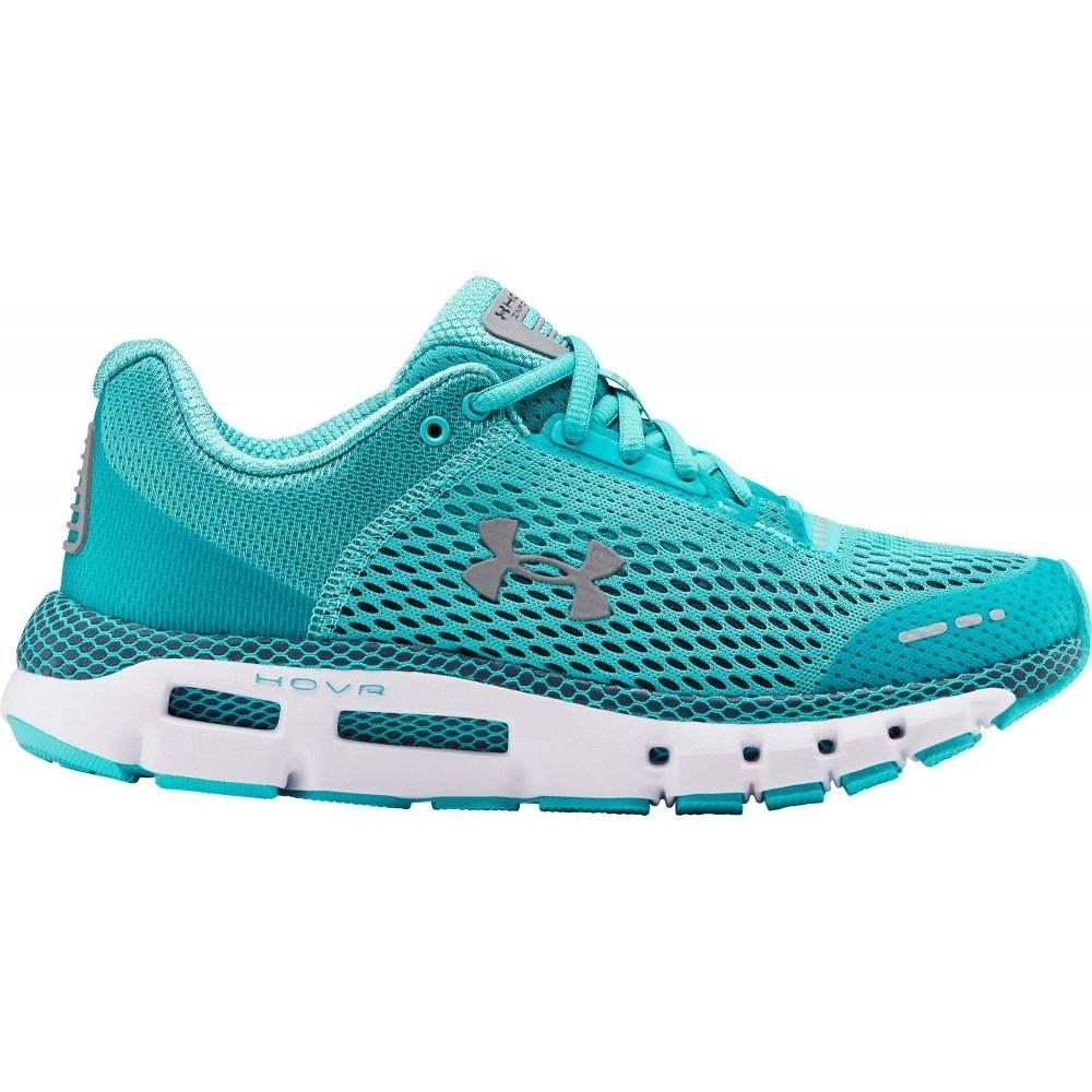 アンダーアーマー Under Armour レディース ランニング・ウォーキング シューズ・靴【HOVR Infinite Running Shoes】Blue/Grey
