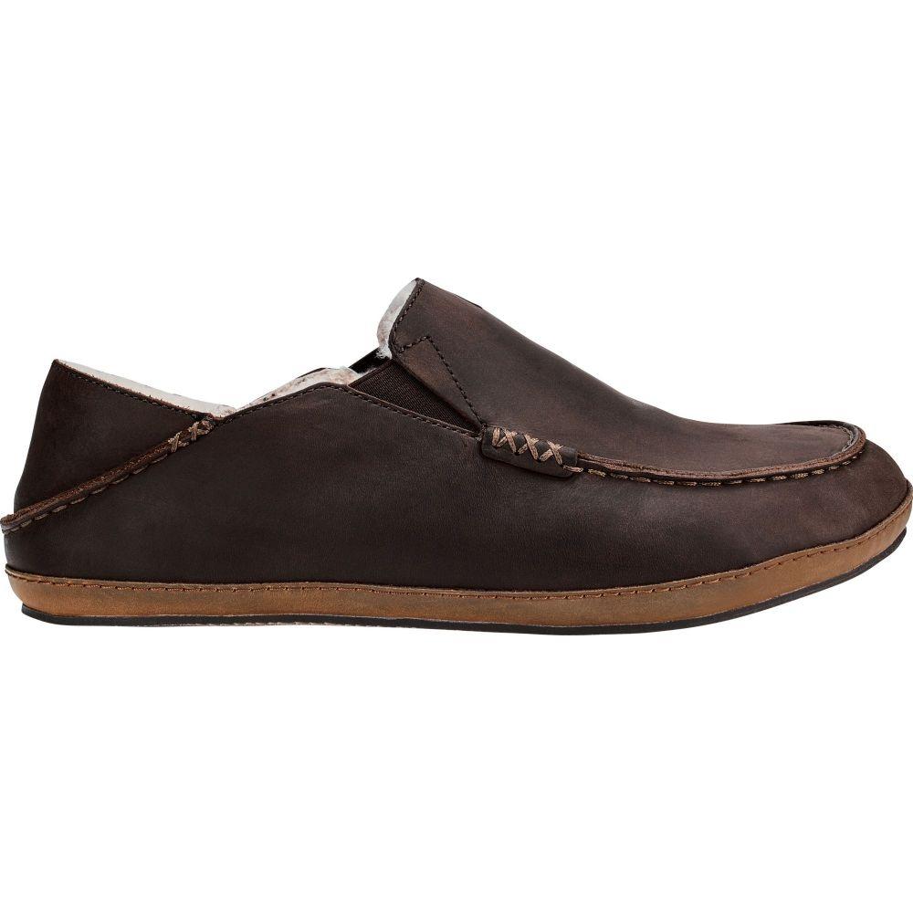 オルカイ OluKai メンズ スリッパ シューズ・靴【Moloa Slippers】Wood