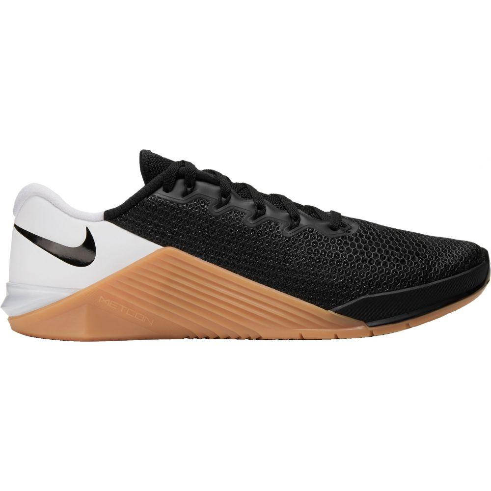 ナイキ Nike メンズ フィットネス・トレーニング シューズ・靴【Metcon 5 Training Shoes】Black/White/Gum