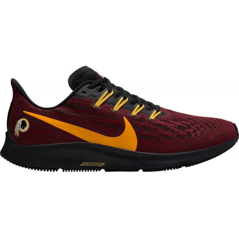 ナイキ Nike メンズ ランニング・ウォーキング エアズーム シューズ・靴【Washington Redskins Air Zoom Pegasus 36 Running Shoes】Team Red/Gold
