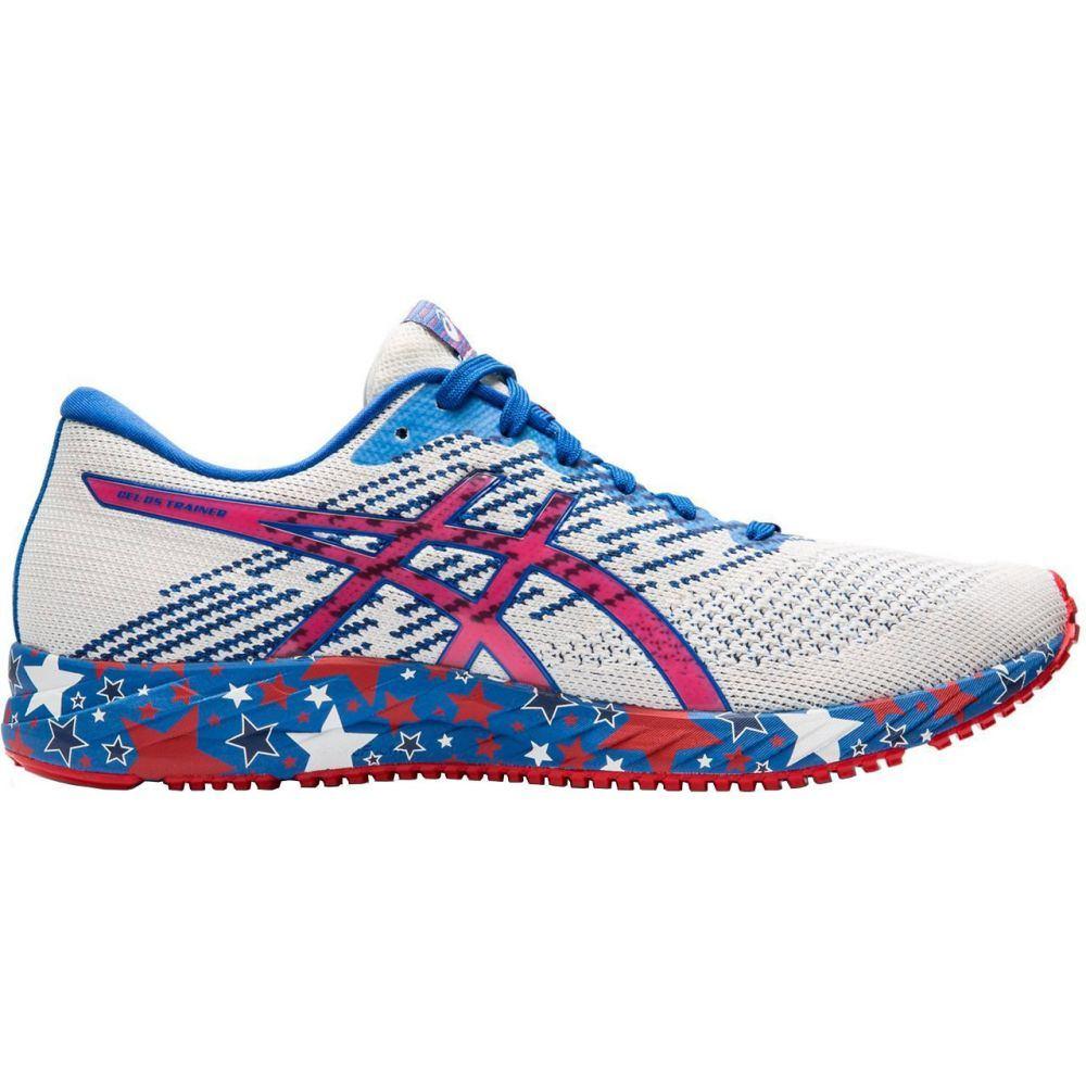 アシックス ASICS レディース ランニング・ウォーキング シューズ・靴【GEL-DS Trainer 24 Running Shoes】White/Red
