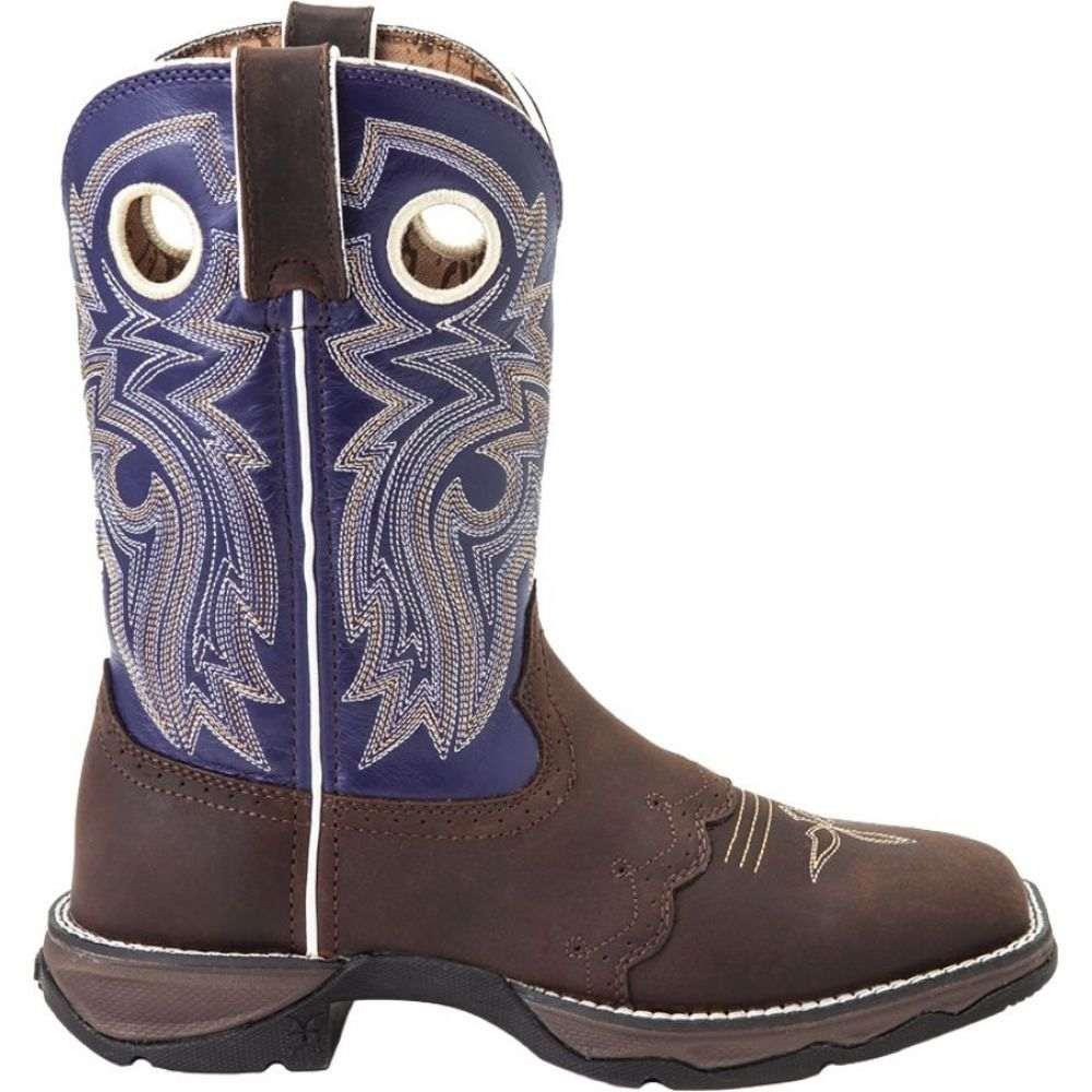 デュランゴ Durango レディース ブーツ ウェスタンブーツ ワークブーツ シューズ・靴【Rebel Saddle-Lace Western Work Boots】Twilight N Lace