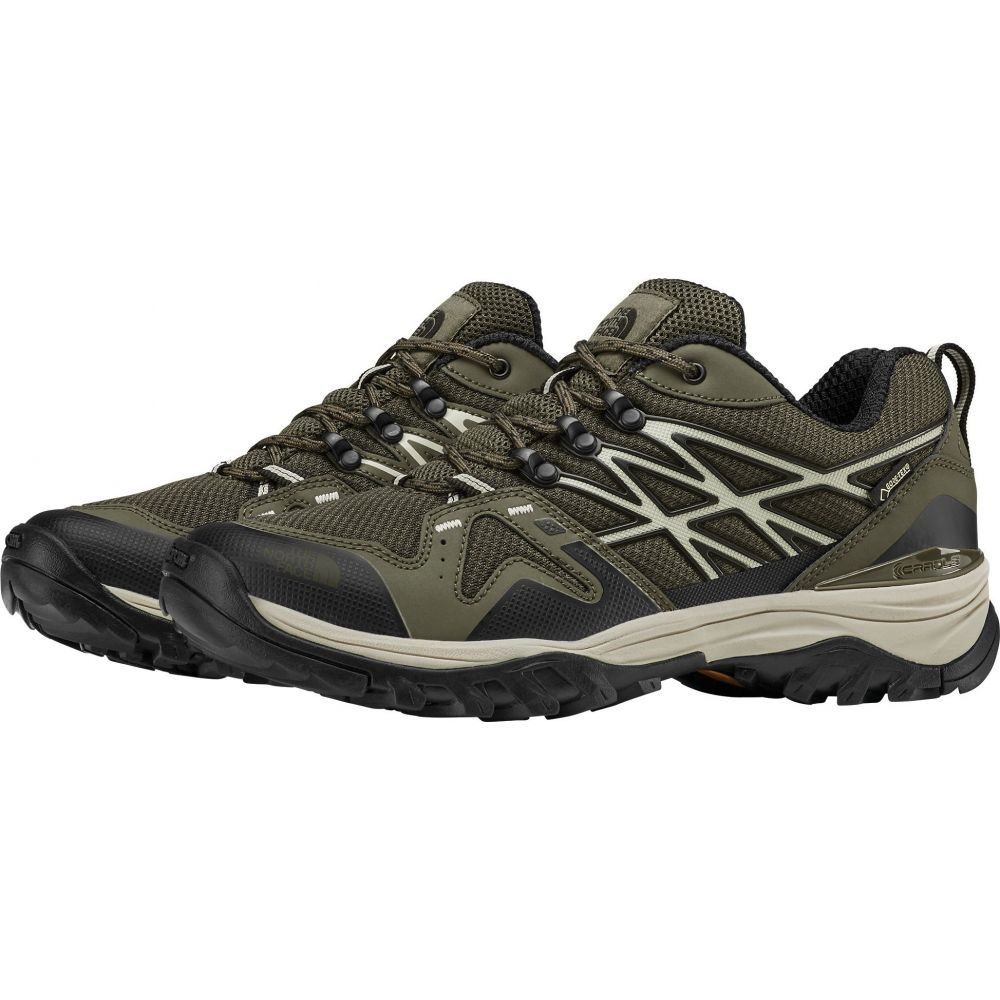 ザ ノースフェイス The North Face メンズ ハイキング・登山 シューズ・靴【Hedgehog Fastpack GORE-TEX Hiking Shoes】New Taupe Green/Tnf Black