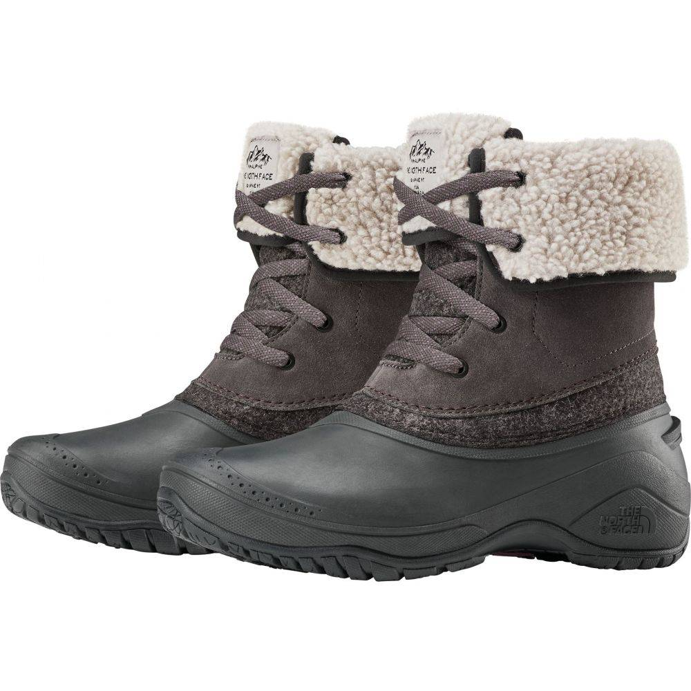 ザ ノースフェイス The North Face レディース ブーツ ウインターブーツ シューズ・靴【Shellista II Roll-Down 200g Waterproof Winter Boots】Dark Gull Grey