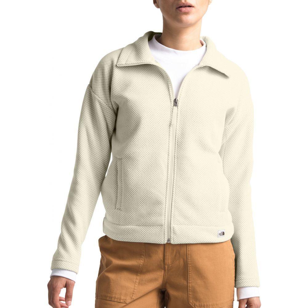 ザ ノースフェイス The North Face レディース フリース トップス【Sibley Fleece Jacket】Vintage White Heather