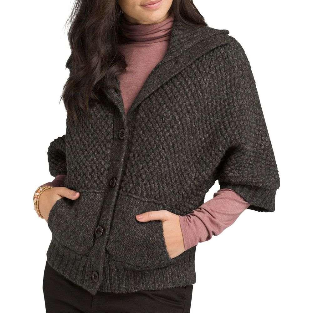 プラーナ prAna レディース ニット・セーター トップス【Milone Sweater】Black