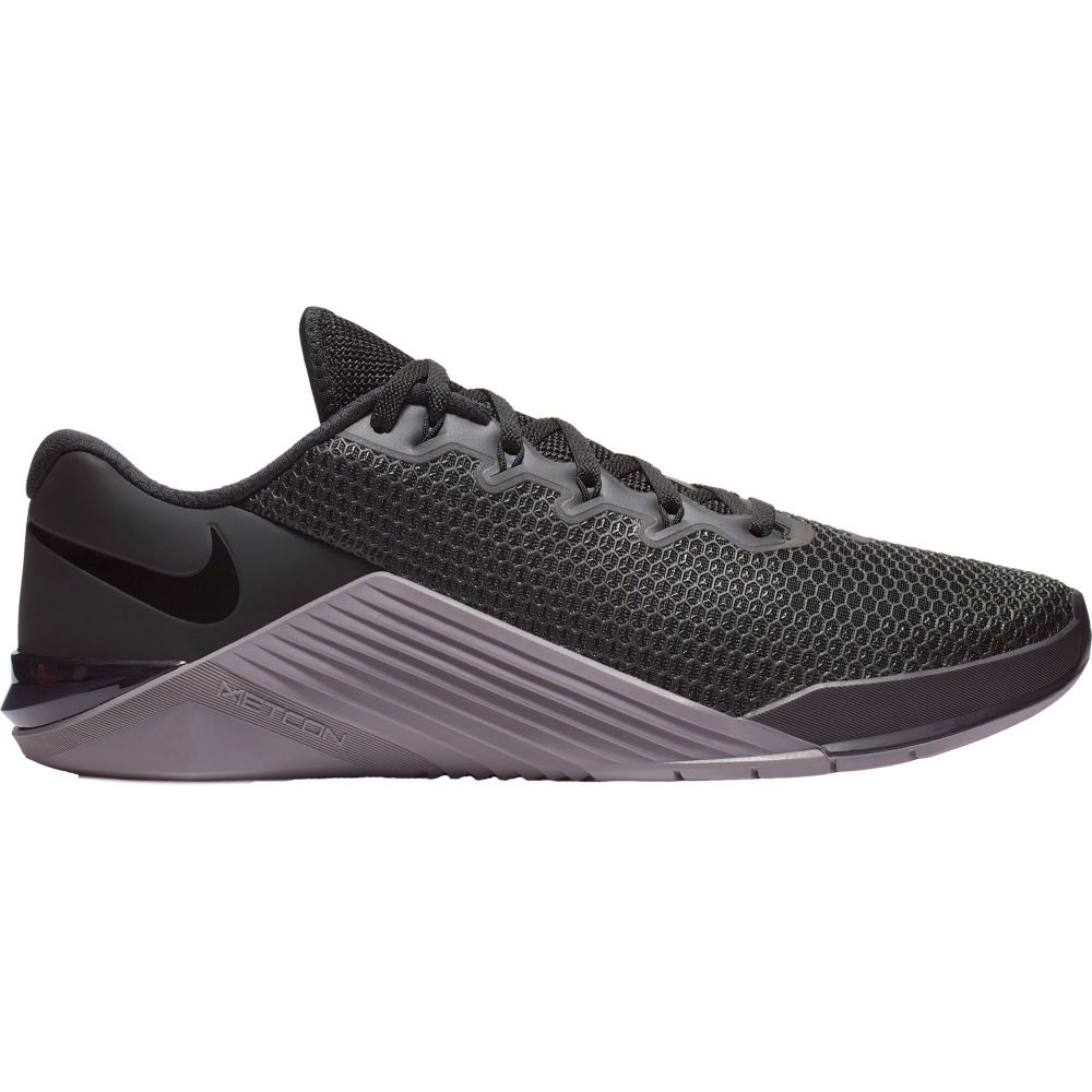 ナイキ Nike メンズ フィットネス・トレーニング シューズ・靴【Metcon 5 Training Shoes】Black/Gunsmoke