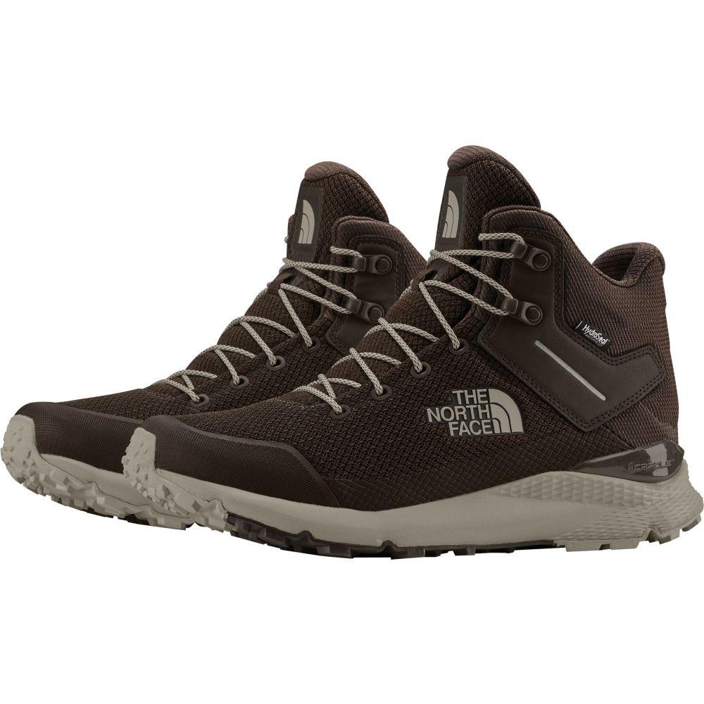 ザ ノースフェイス The North Face メンズ ハイキング・登山 ブーツ シューズ・靴【Vals Mid Waterproof Hiking Boots】Coffee Brown