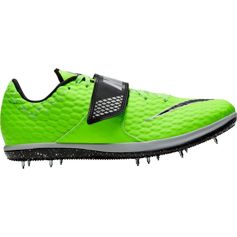 ナイキ Nike メンズ 陸上 シューズ・靴【High Jump Elite Track and Field Shoes】Green/Black