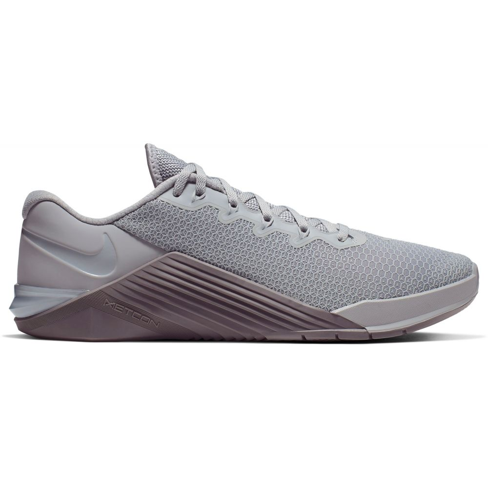ナイキ Nike メンズ フィットネス・トレーニング シューズ・靴【Metcon 5 Training Shoes】Gunsmoke/Black/Wolf Grey