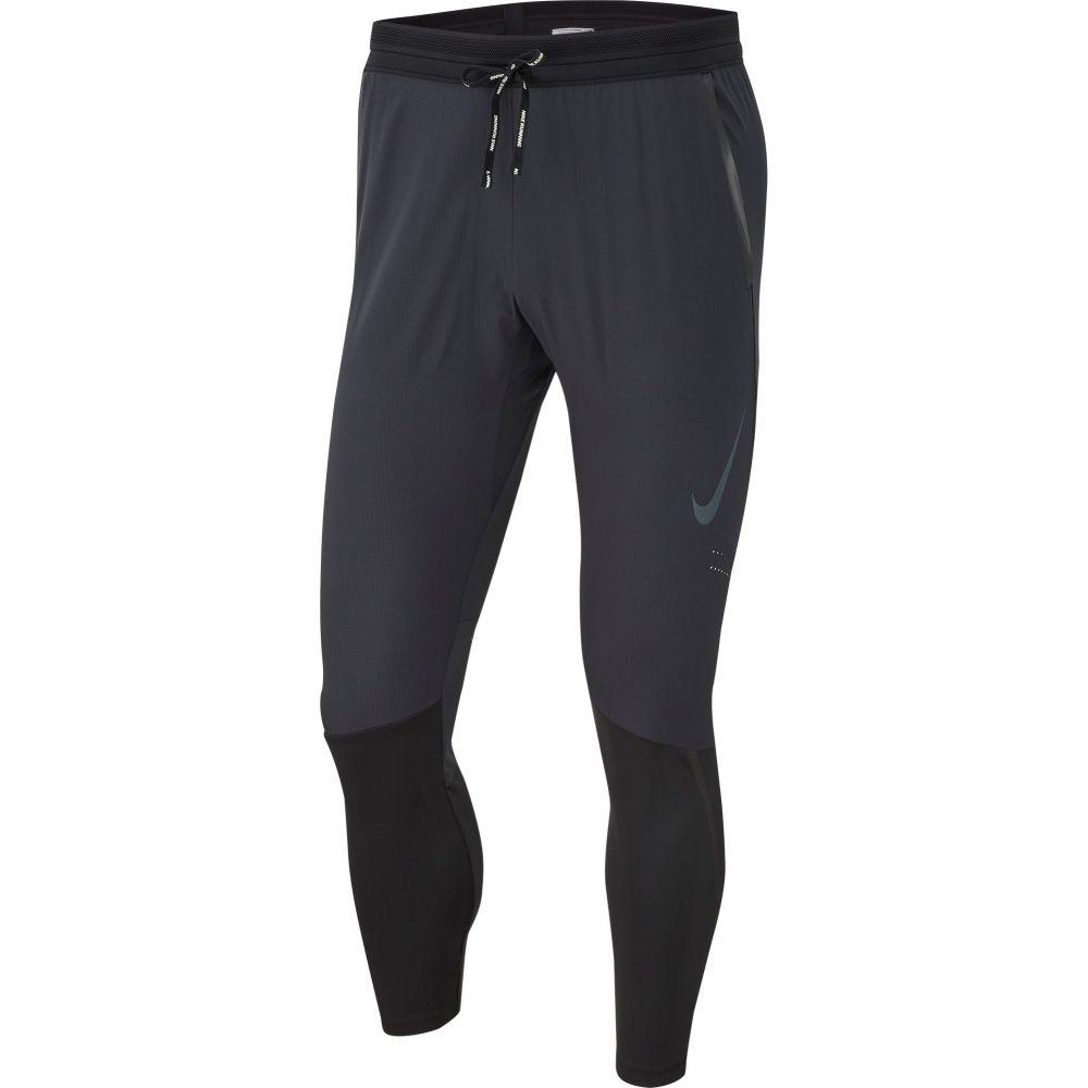 ナイキ Nike メンズ ランニング・ウォーキング ボトムス・パンツ【Swift Running Pants】Black/Reflect Black