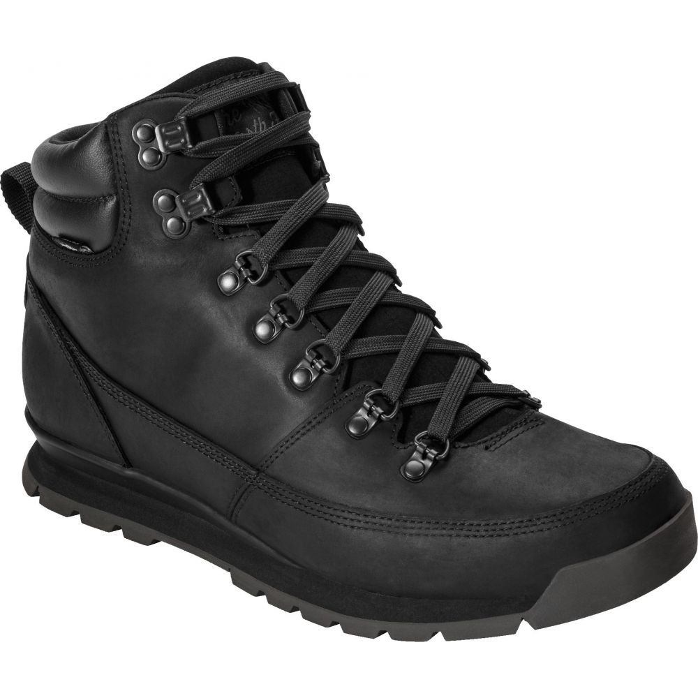 ザ ノースフェイス The North Face メンズ ブーツ ウインターブーツ シューズ・靴【Back-to-Berkeley Redux 100g Waterproof Winter Boots】TNF Black/TNF Black