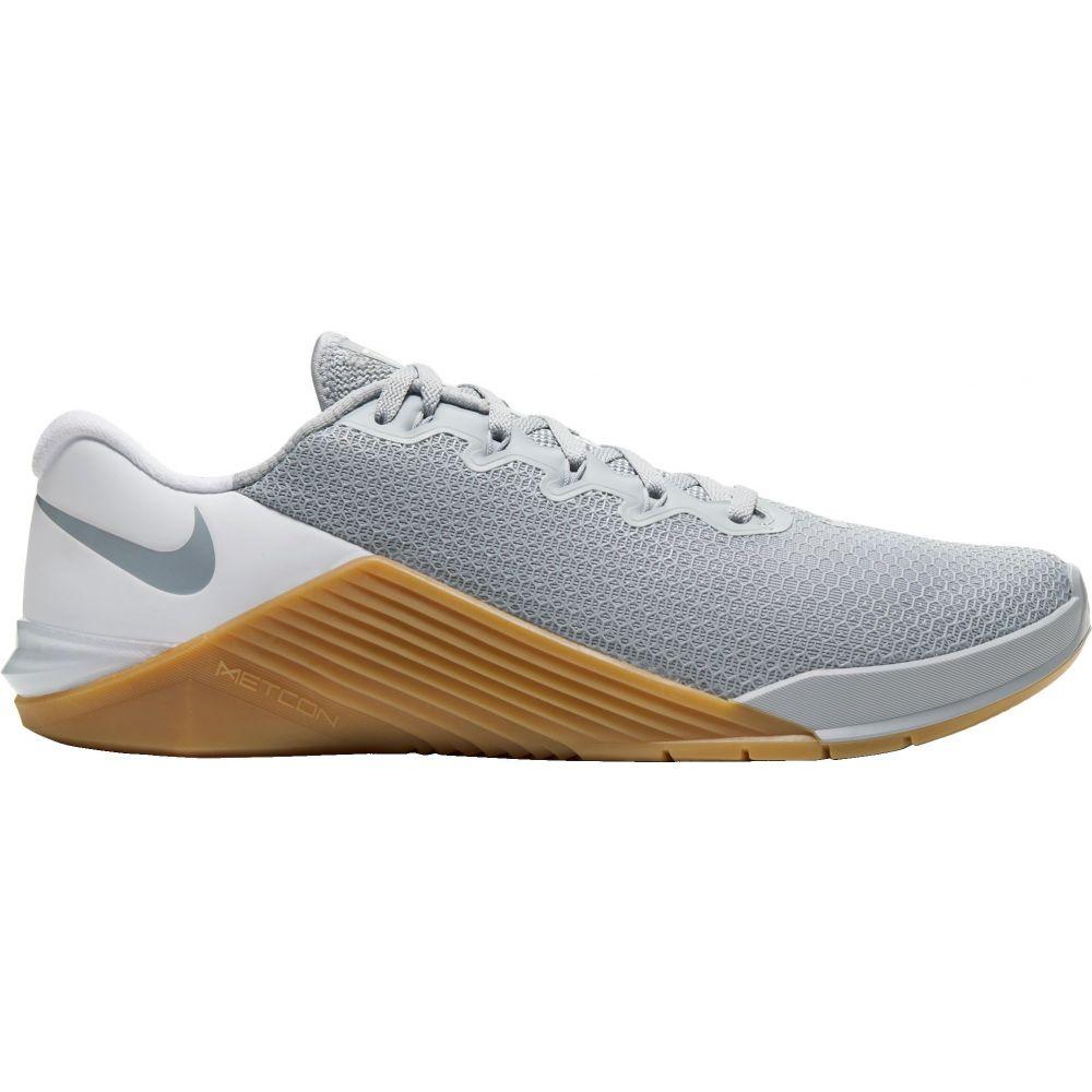 ナイキ Nike メンズ フィットネス・トレーニング シューズ・靴【Metcon 5 Training Shoes】Wolf Grey/Grey