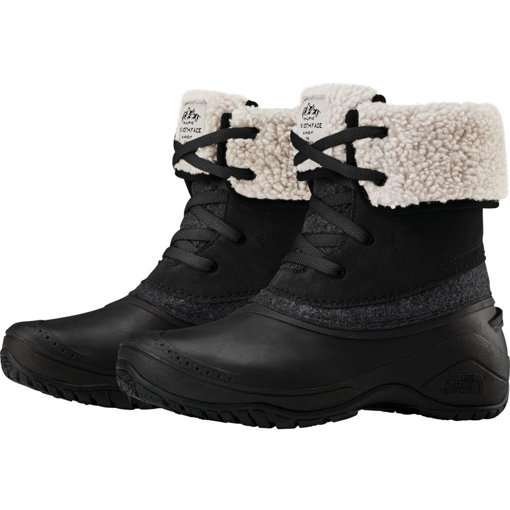 ザ ノースフェイス The North Face レディース ブーツ ウインターブーツ シューズ・靴【Shellista II Roll-Down 200g Waterproof Winter Boots】Tnf Black/Zinc Grey