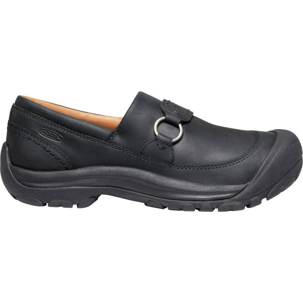 キーン Keen レディース スリッポン・フラット シューズ・靴【KEEN Kaci II Slip-On Shoes】Black/Black