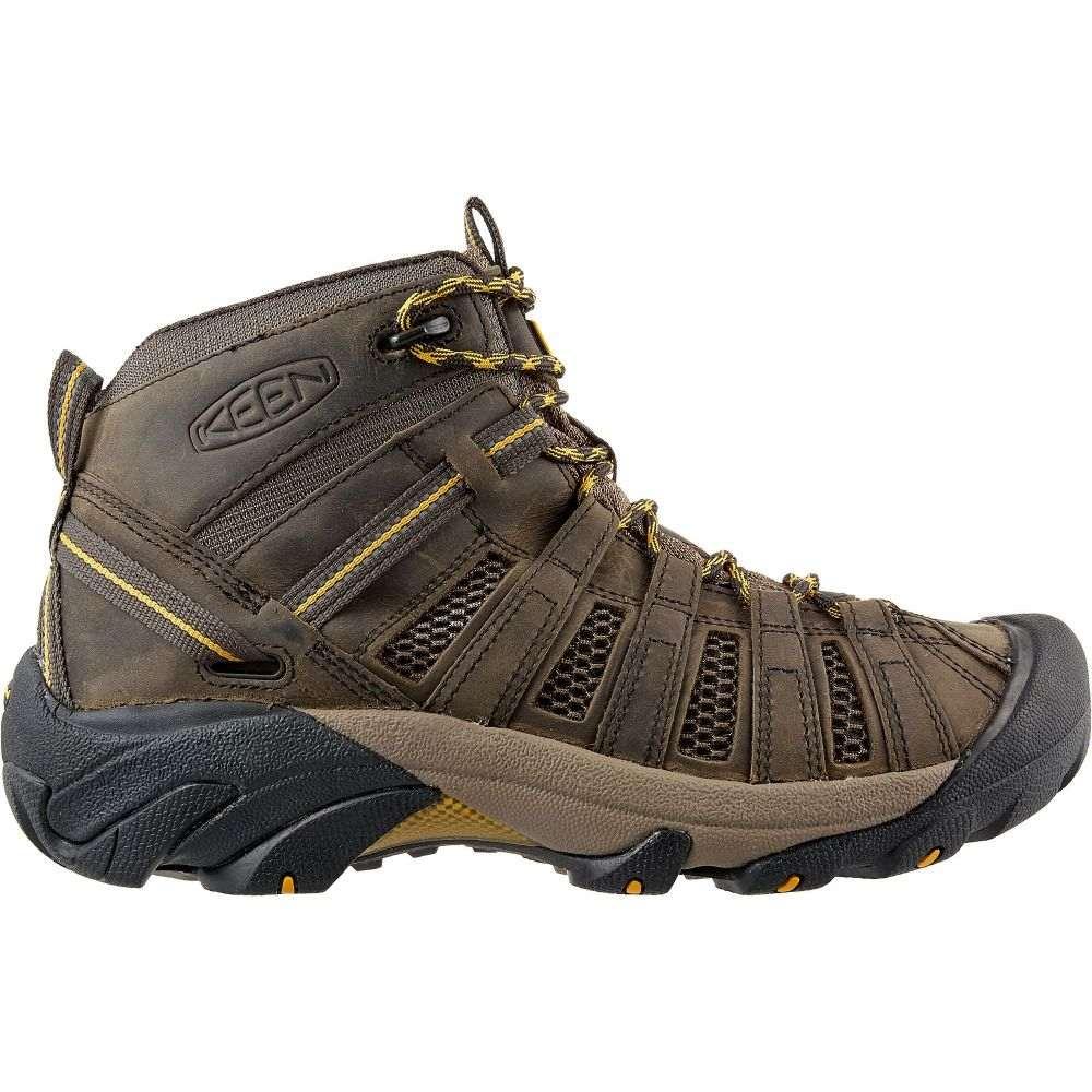 キーン Keen メンズ ハイキング・登山 ブーツ シューズ・靴【KEEN Voyageur Mid Hiking Boots】Raven