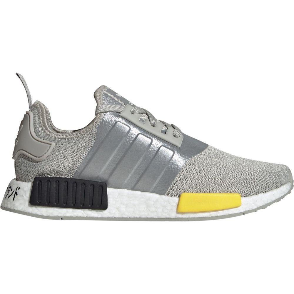アディダス adidas メンズ スニーカー シューズ・靴【Originals NMD_R1 Shoes】Grey/Yellow/Black