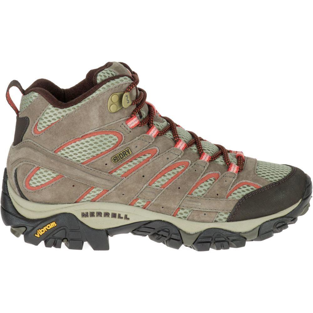 メレル Merrell レディース ハイキング・登山 シューズ・靴【Moab 2 GTX Waterproof Hiking Shoes】Bungee Cord