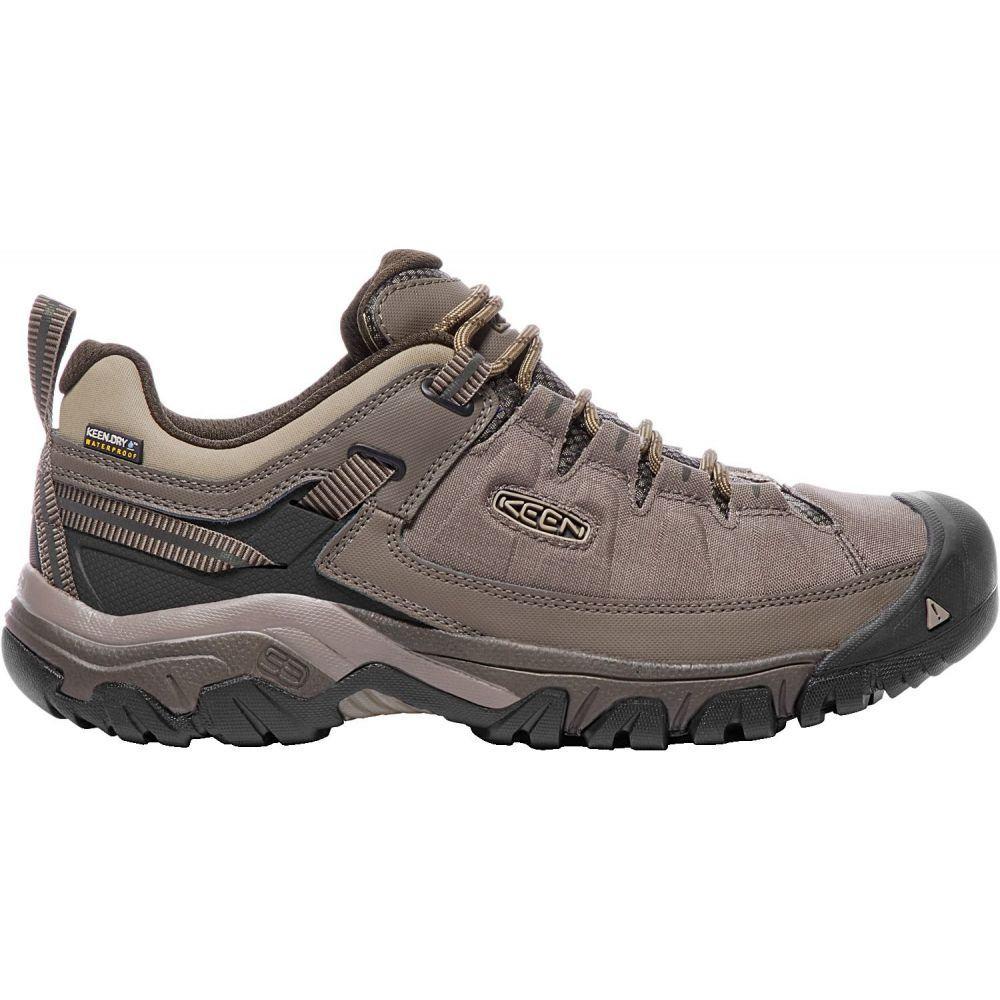キーン Keen メンズ ハイキング・登山 シューズ・靴【KEEN Targhee EXP Waterproof Hiking Shoes】Bungee Cord/Brindle