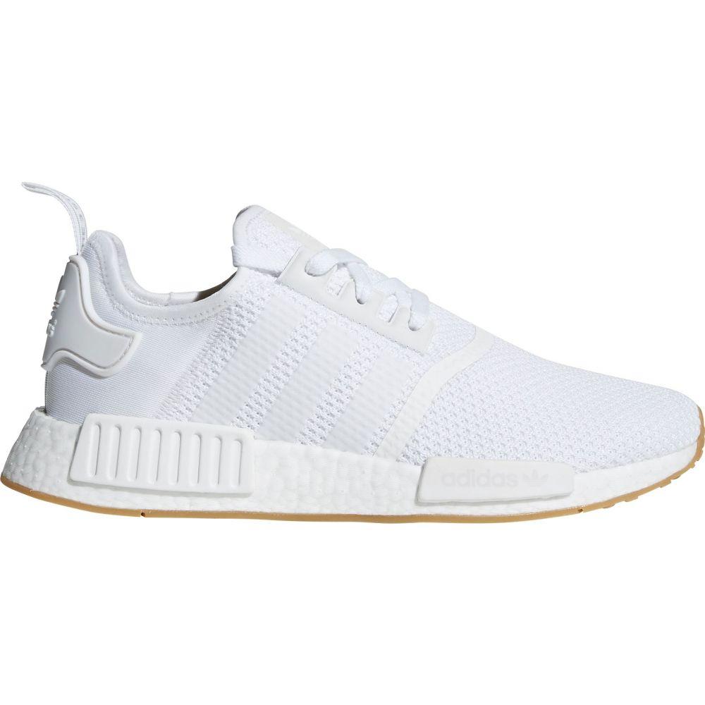 アディダス adidas メンズ スニーカー シューズ・靴【Originals NMD_R1 Shoes】White/Gum