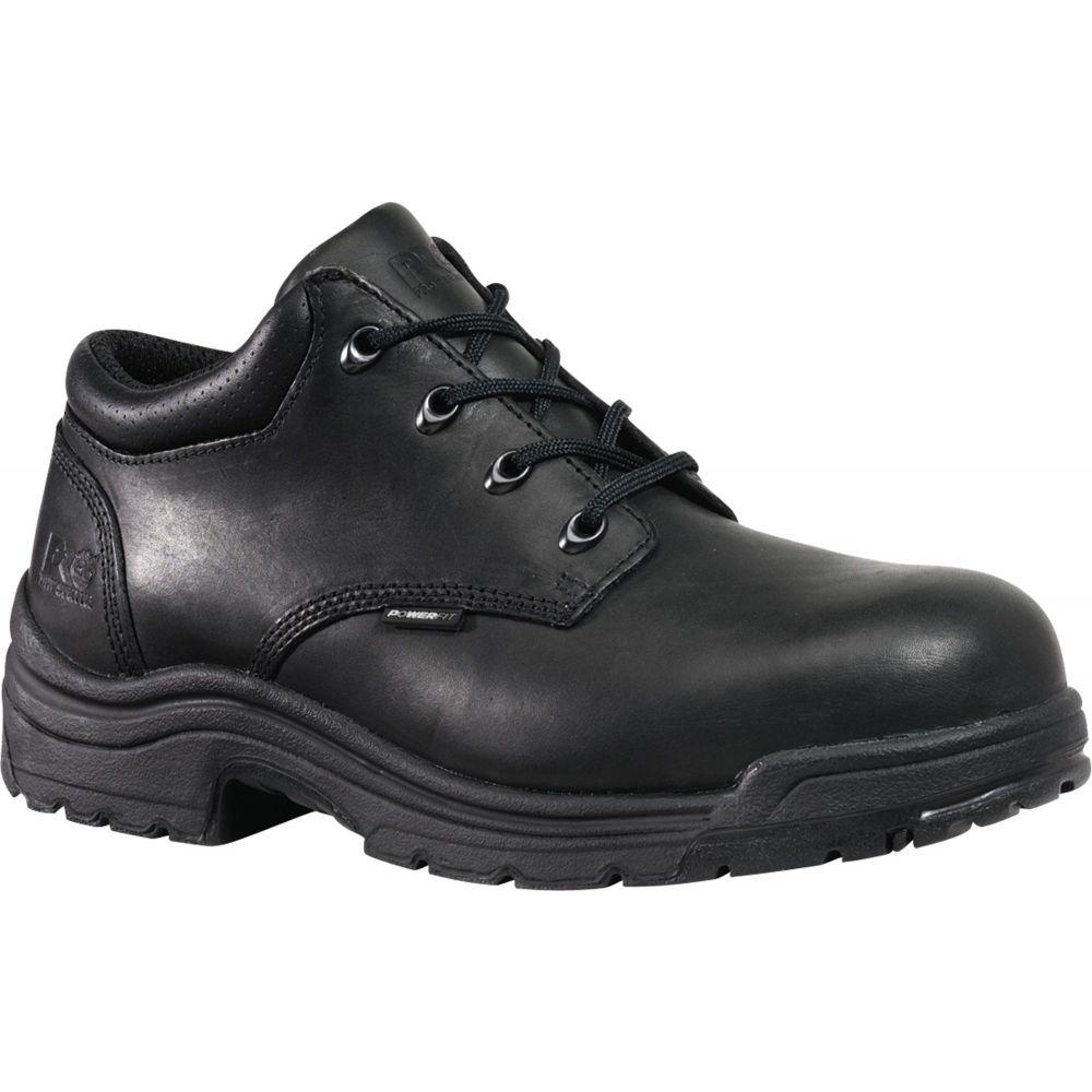 ティンバーランド Timberland メンズ ブーツ ワークブーツ シューズ・靴【PRO TiTAN Oxford Alloy Toe Work Boots】Black