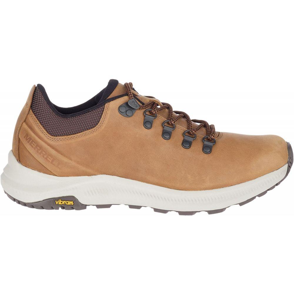 メレル Merrell メンズ ハイキング・登山 シューズ・靴【Ontario Hiking Shoes】Brown Sugar