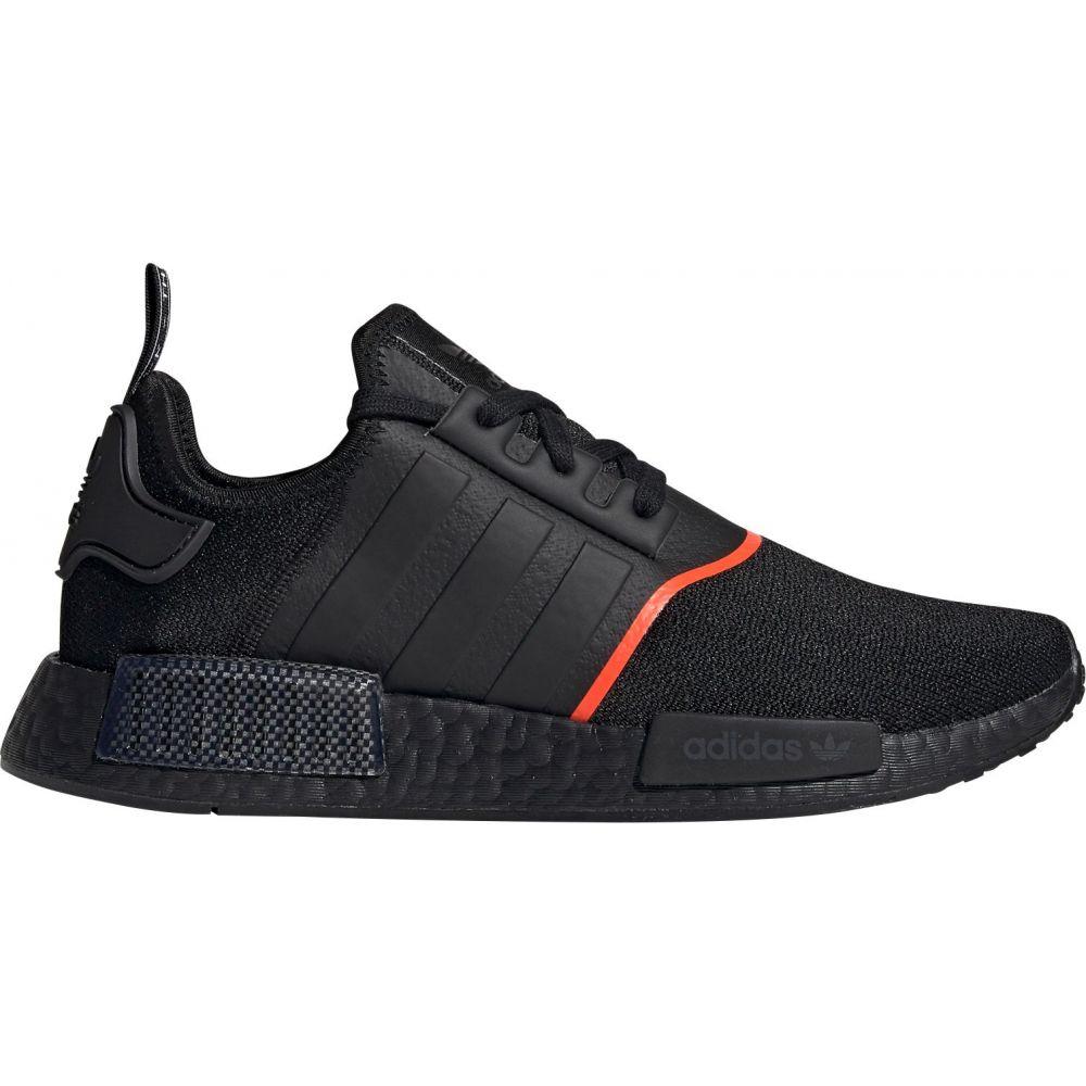 アディダス adidas メンズ スニーカー シューズ・靴【Originals NMD_R1 Shoes】Black/Solar Red
