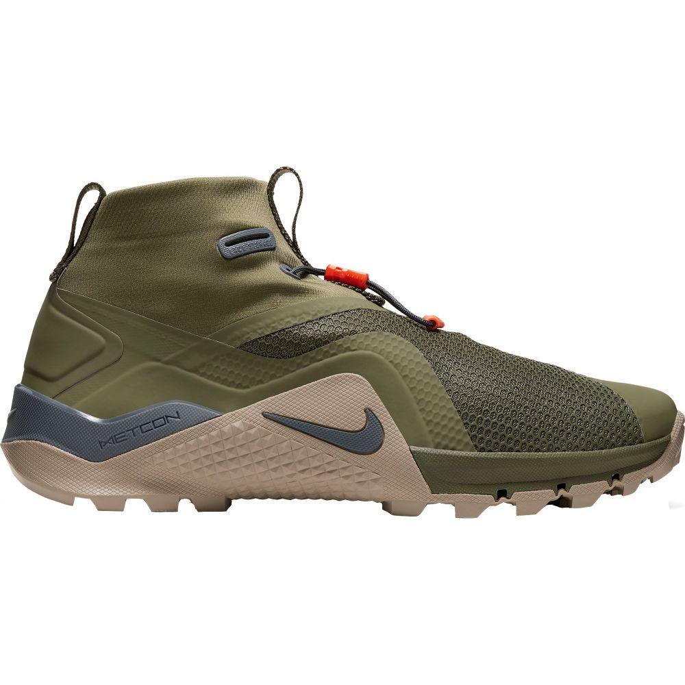 ナイキ Nike メンズ フィットネス・トレーニング シューズ・靴【MetconSF Training Shoes】Olive/Gry/Sepia Stone Blk