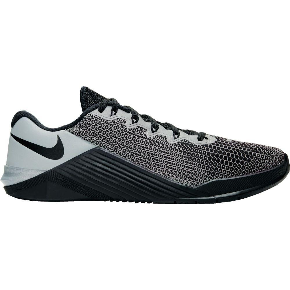 ナイキ Nike メンズ フィットネス・トレーニング シューズ・靴【Metcon 5 X Training Shoes】Black/Black/Silver