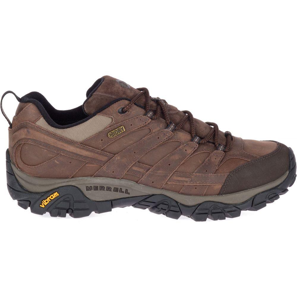 メレル Merrell メンズ ハイキング・登山 シューズ・靴【Moab 2 Prime Waterproof Hiking Shoes】Mist