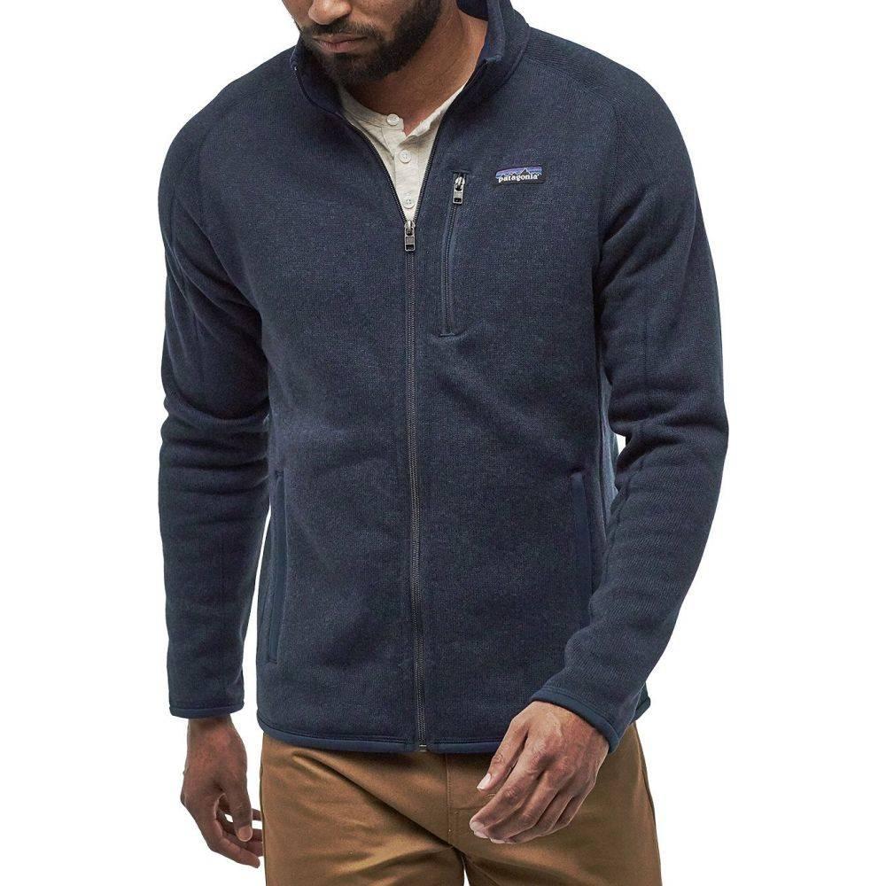 パタゴニア Patagonia メンズ フリース トップス【Better Sweater Fleece Jacket】New Navy
