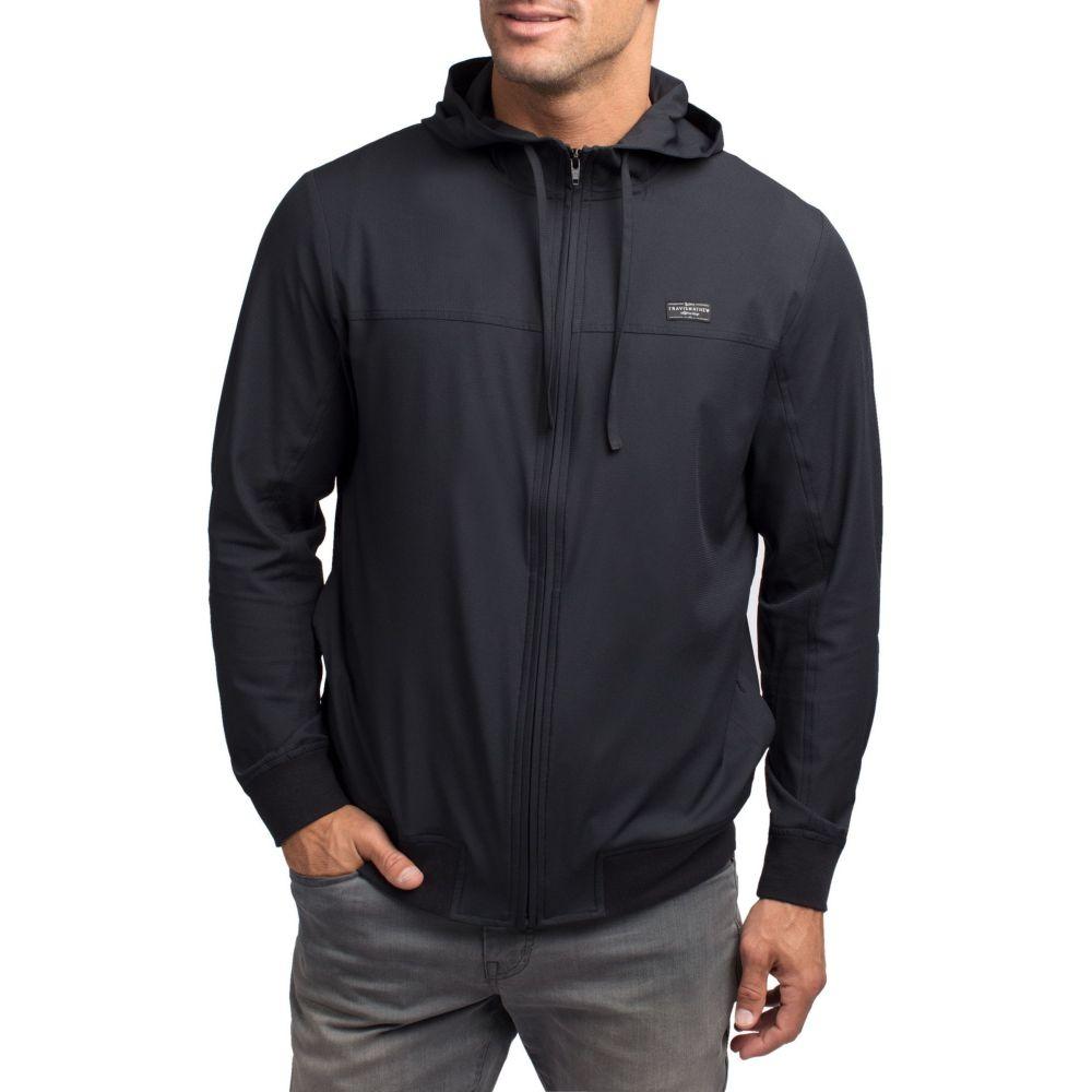 トラビスマシュー TravisMathew メンズ ゴルフ ジャケット アウター【Wanderlust Golf Jacket】Black