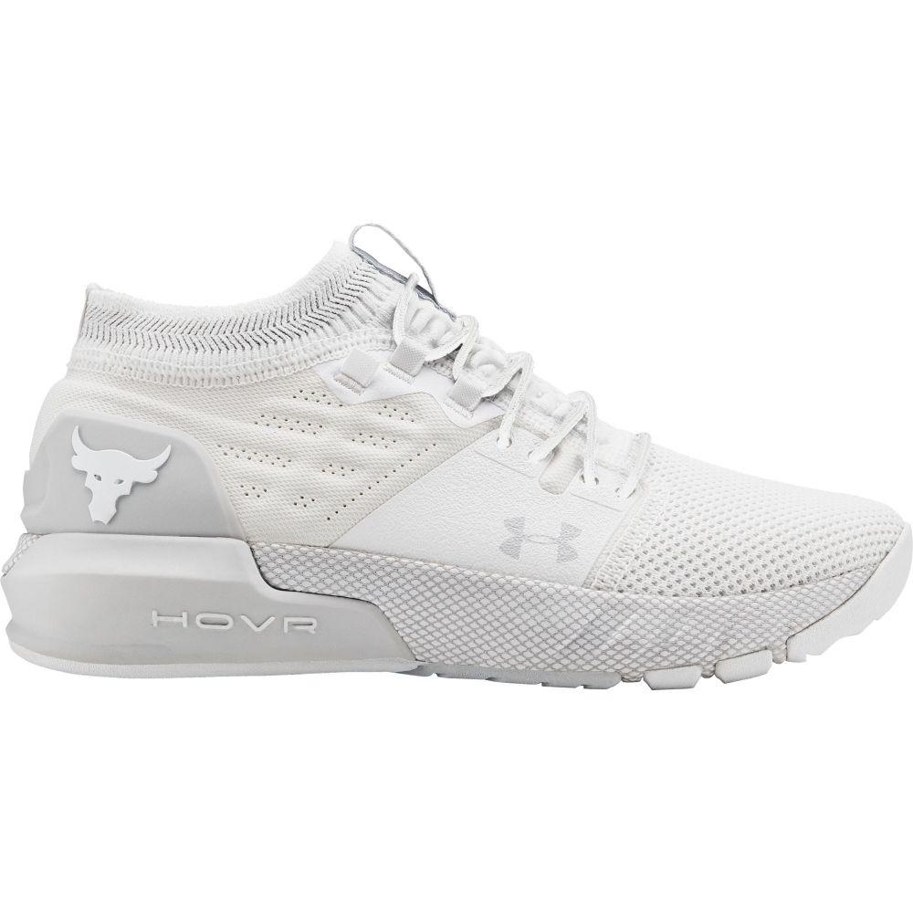 アンダーアーマー Under Armour レディース フィットネス・トレーニング シューズ・靴【Project Rock 2 Training Shoes】White