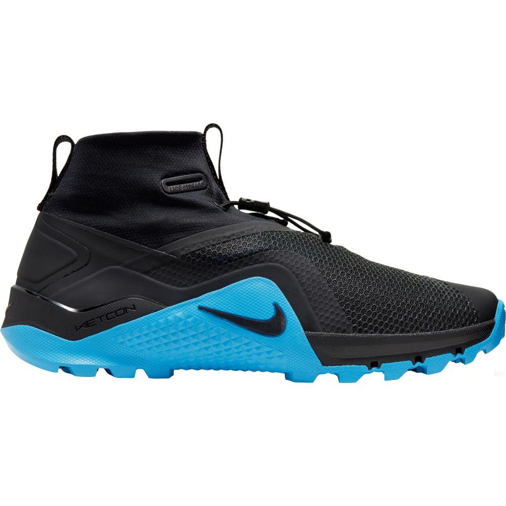 ナイキ Nike メンズ フィットネス・トレーニング シューズ・靴【MetconSF Training Shoes】Blk/Blk/Lt Current Blue